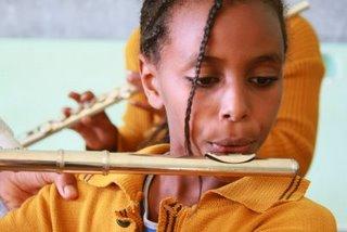 Celine Ferson's flute school