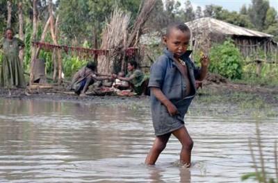 Flooding in Ethiopia